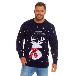 ''Oh Deer, It's Christmas'' | Mannen