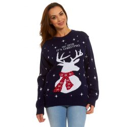 ''Oh Deer, It's Christmas'' | Vrouwen