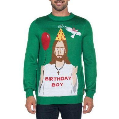 Happy Birthday Jesus | Mannen